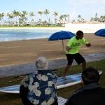 新しい無料ゲスト・アクティビティ「サーフィン101」がヒルトン・ハワイアン・ビレッジに登場