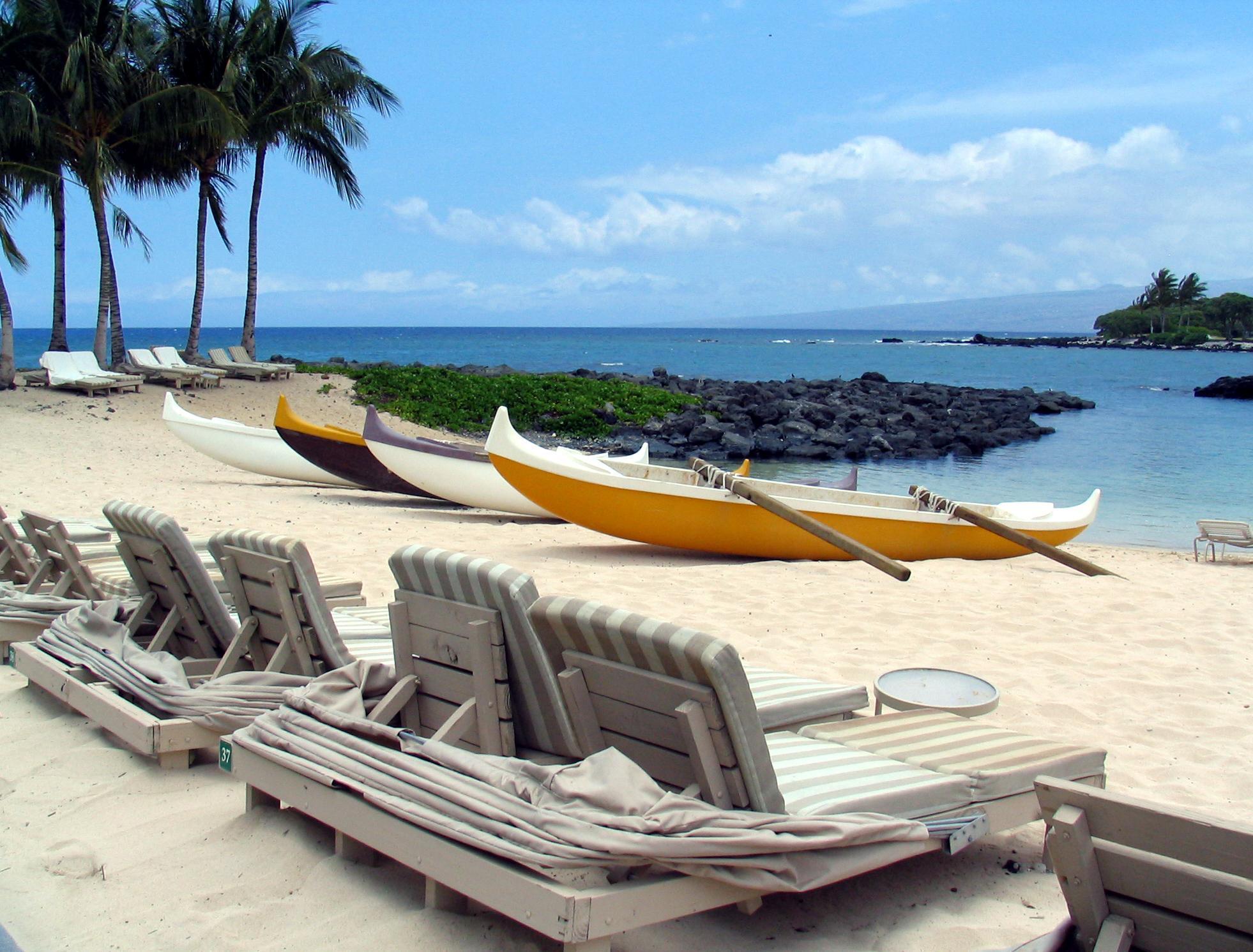 夏休み旅行の海外希望訪問地はハワイがトップ
