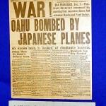 パールハーバーで65周年真珠湾記念式典
