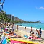 海外旅行ではハワイが人気でファミリーのシェア7割