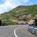 マカプウ岬の新駐車場が間もなく完成
